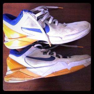 Kobe 7 Lakers Home size 8